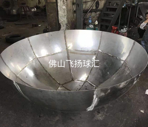 不锈钢半球定制