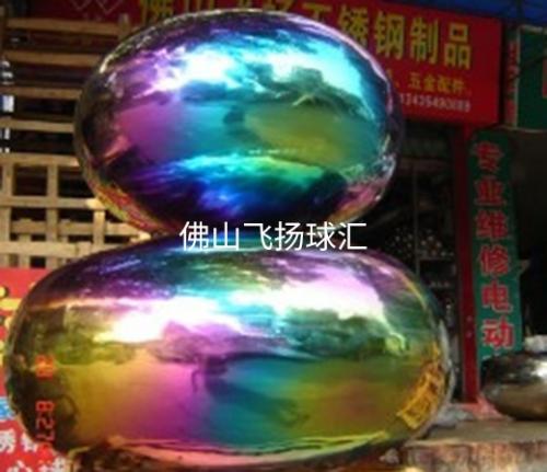 不锈钢扁球