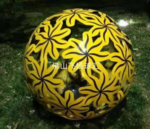 不锈钢镂空球价格