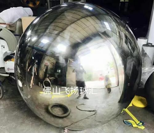 特大不锈钢空心球