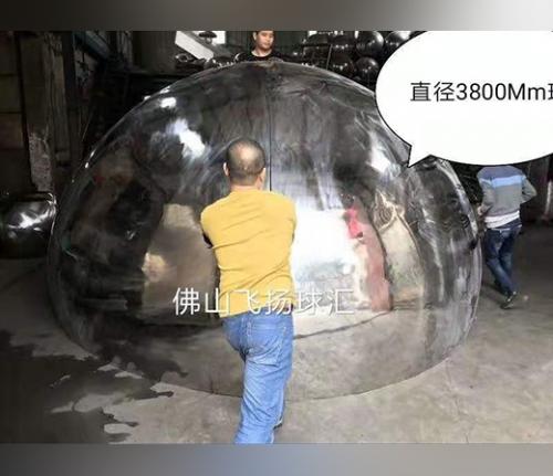 不锈钢圆球定做
