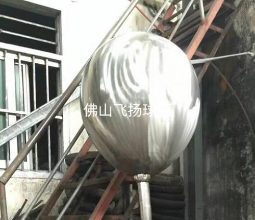 不锈钢椭圆球厂家