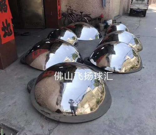 广西不锈钢半圆球厂家