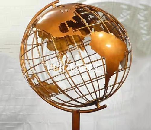 不锈钢地图球价格
