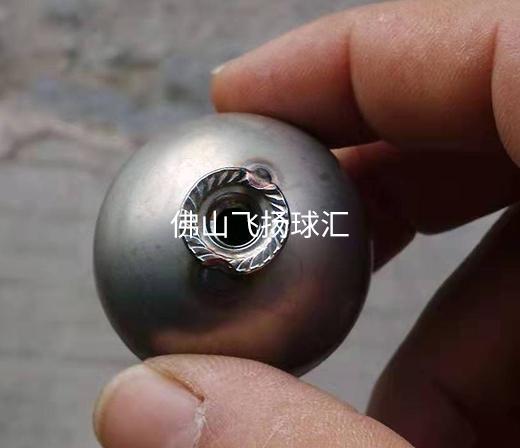 不锈钢空心球定制