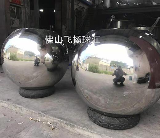 不锈钢半球厂家